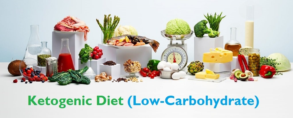 Ketogenic Diet (Low-Carbohydrate) - Keto Diet Pills